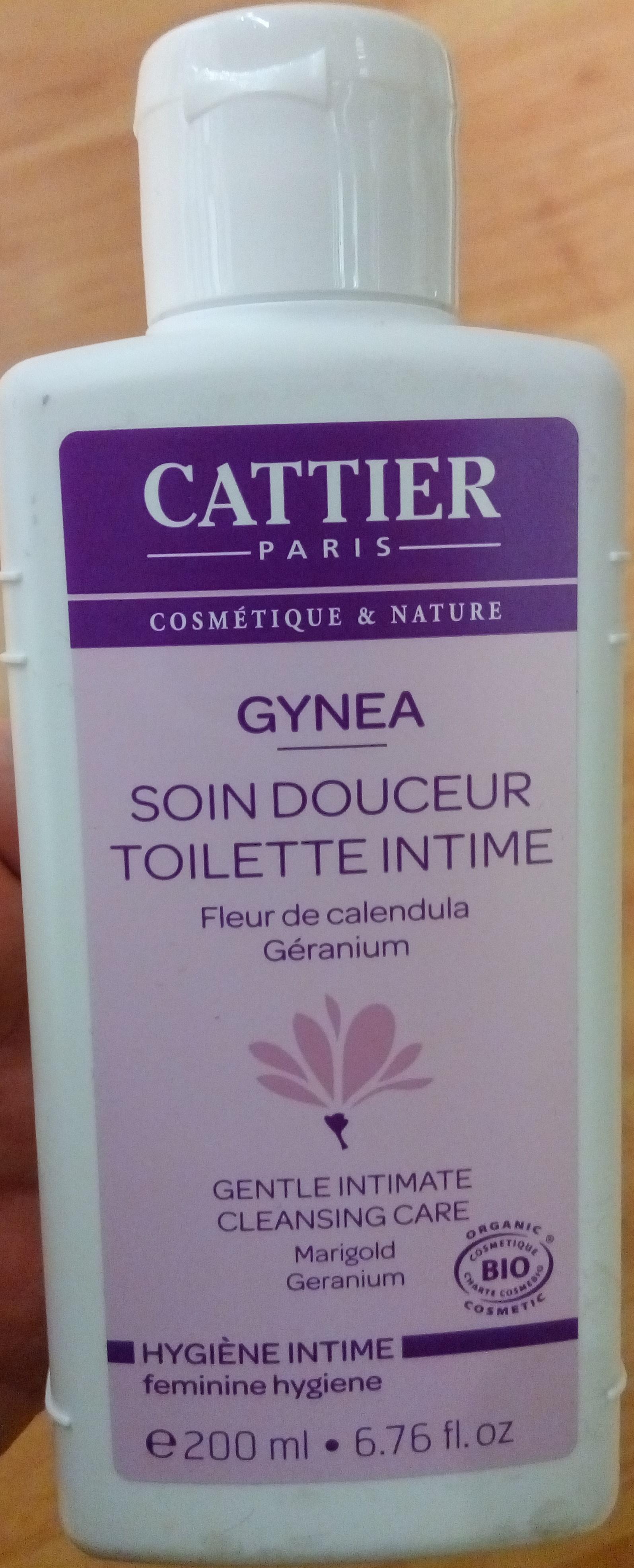 Gynea Soin Douceur Toilette Intime - Product - fr