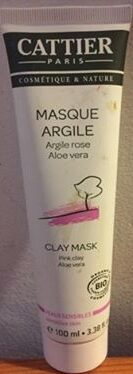 Masque Argile rose - Product - fr