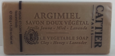 Argimiel Savon doux végétal - 3