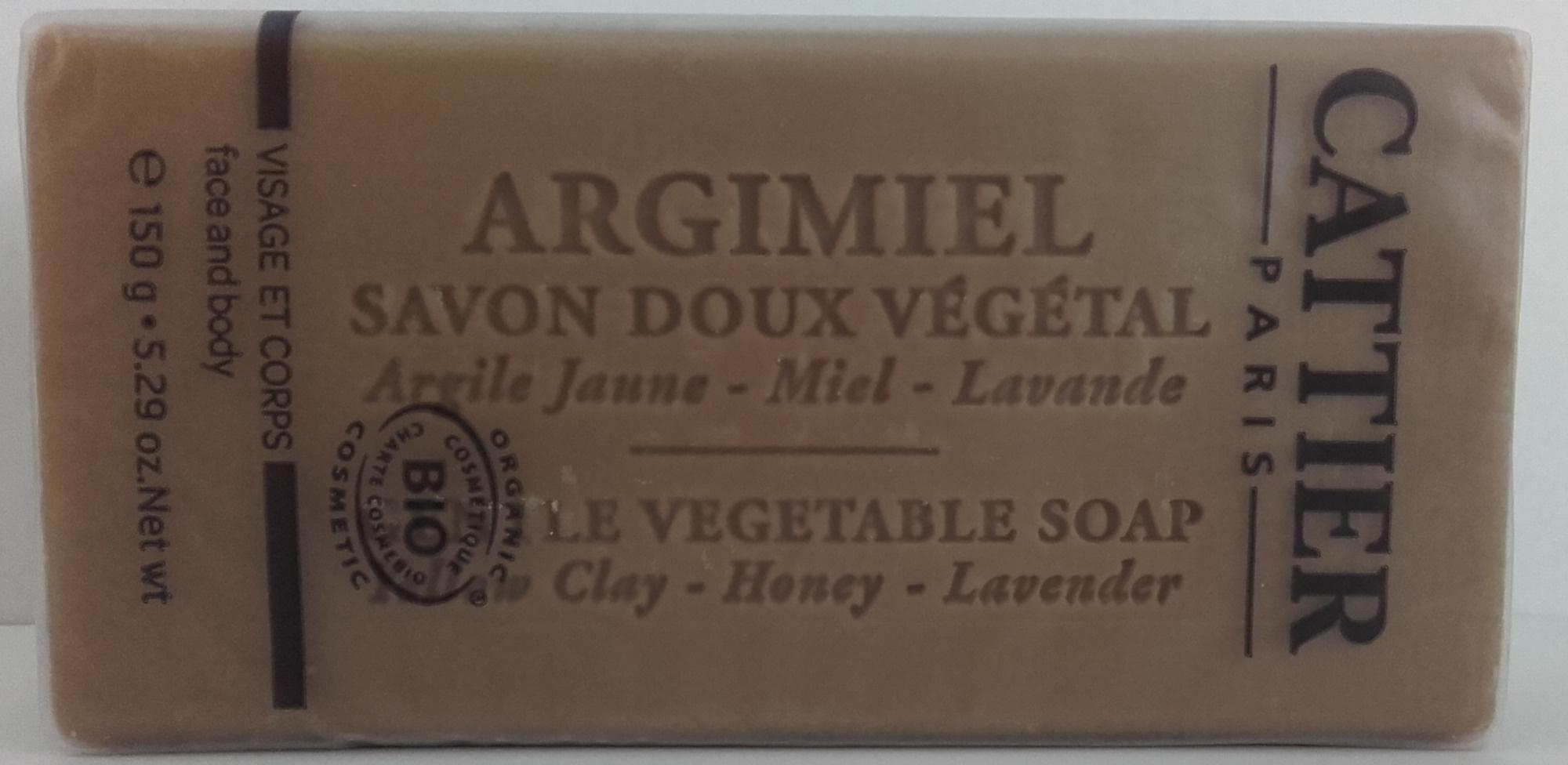 Argimiel Savon doux végétal - Product