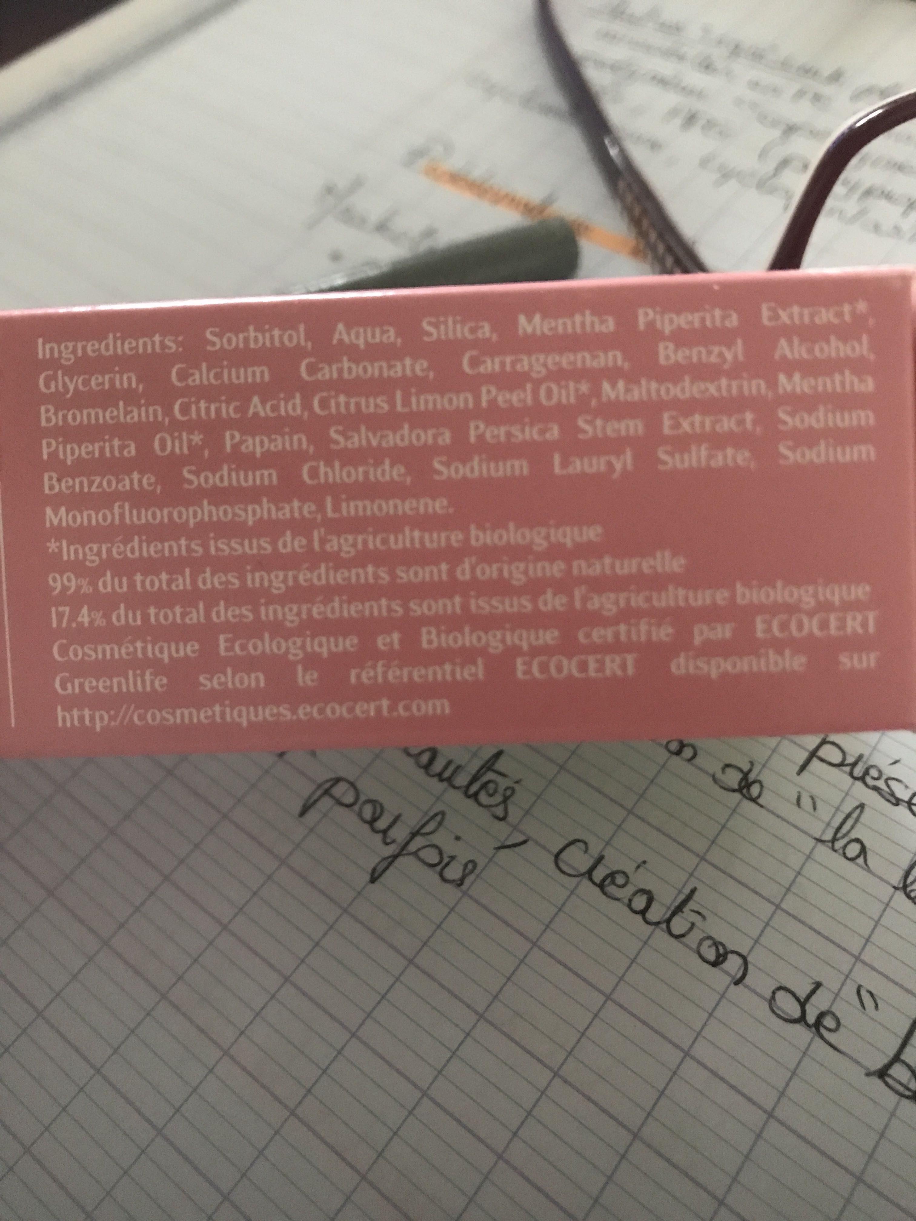 Eridene Gencives Fragiles - 75 ML - Cattier - Produit - fr