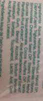 >lait Adoucissant Coco Vanille Bio - 500 ML - Cattier - Ingredients