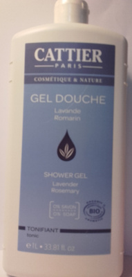 Gel douche Lavande - Product