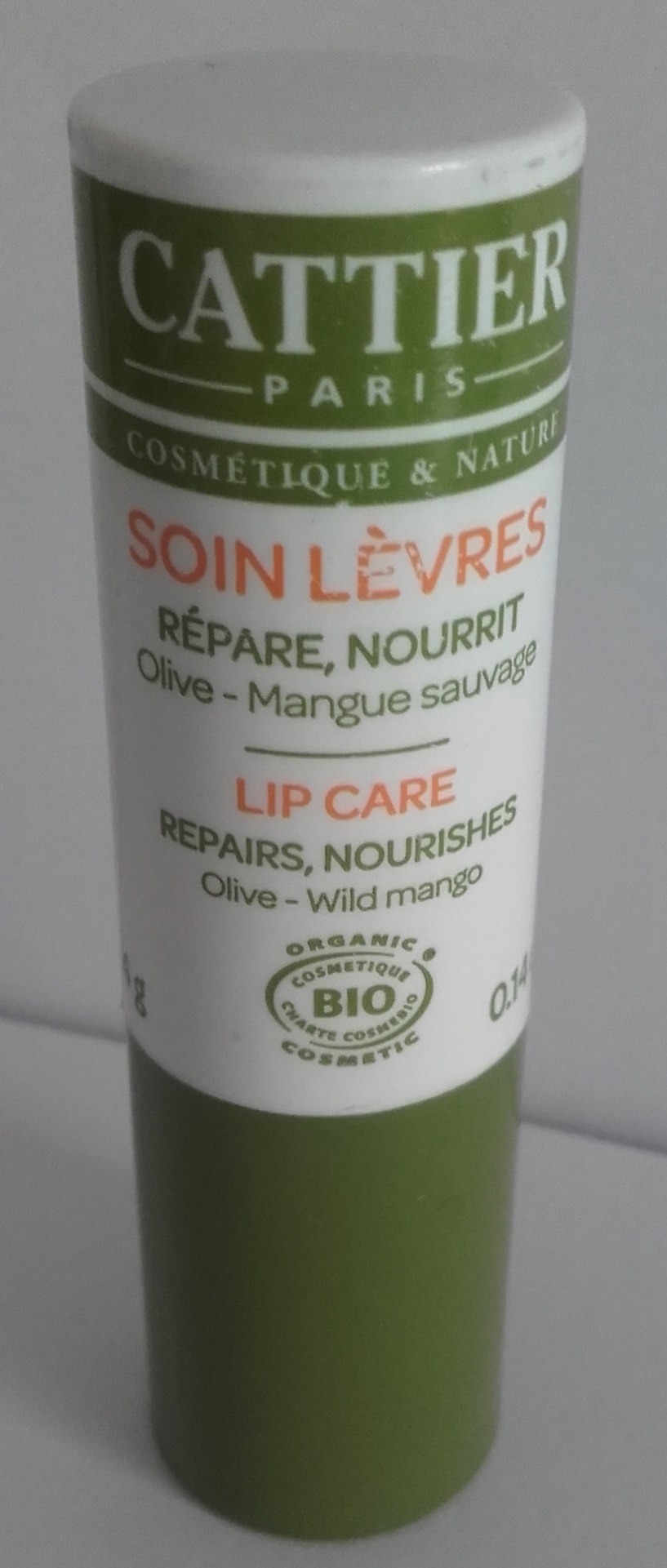 Soin lèvres Olive Mangue sauvage - Product - fr