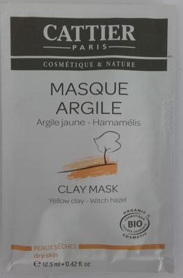 Masque Argile - Argile jaune Hamamélis - Product