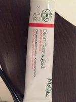 Dentifrice Enfant Arôme Fraise Organic Bio Cosmetic - Produit - fr