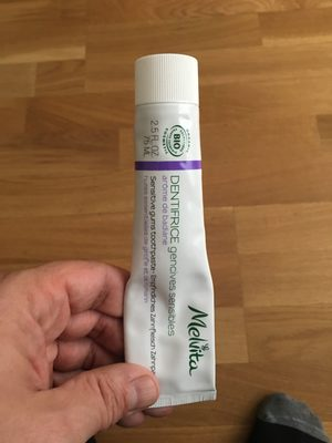 Dentifrice gencives sensibles - Product