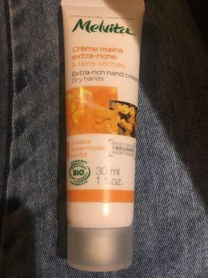 Crème main extra-riche - Produit - fr