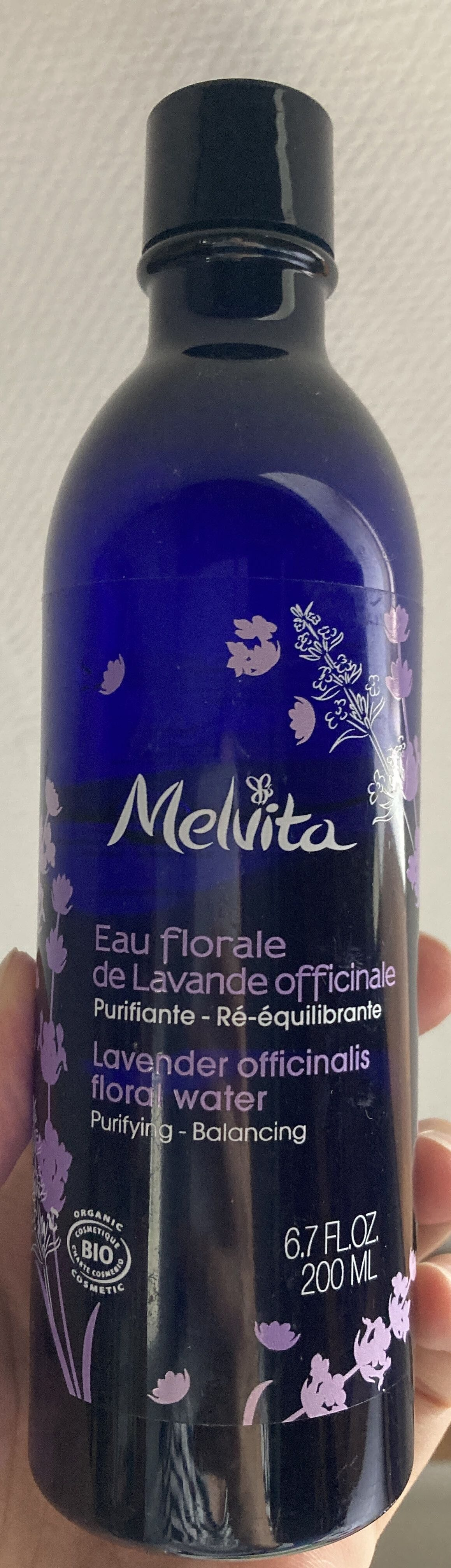 Eau florale de lavande officinale Purifiante - Ré-équilibrante - Product - en