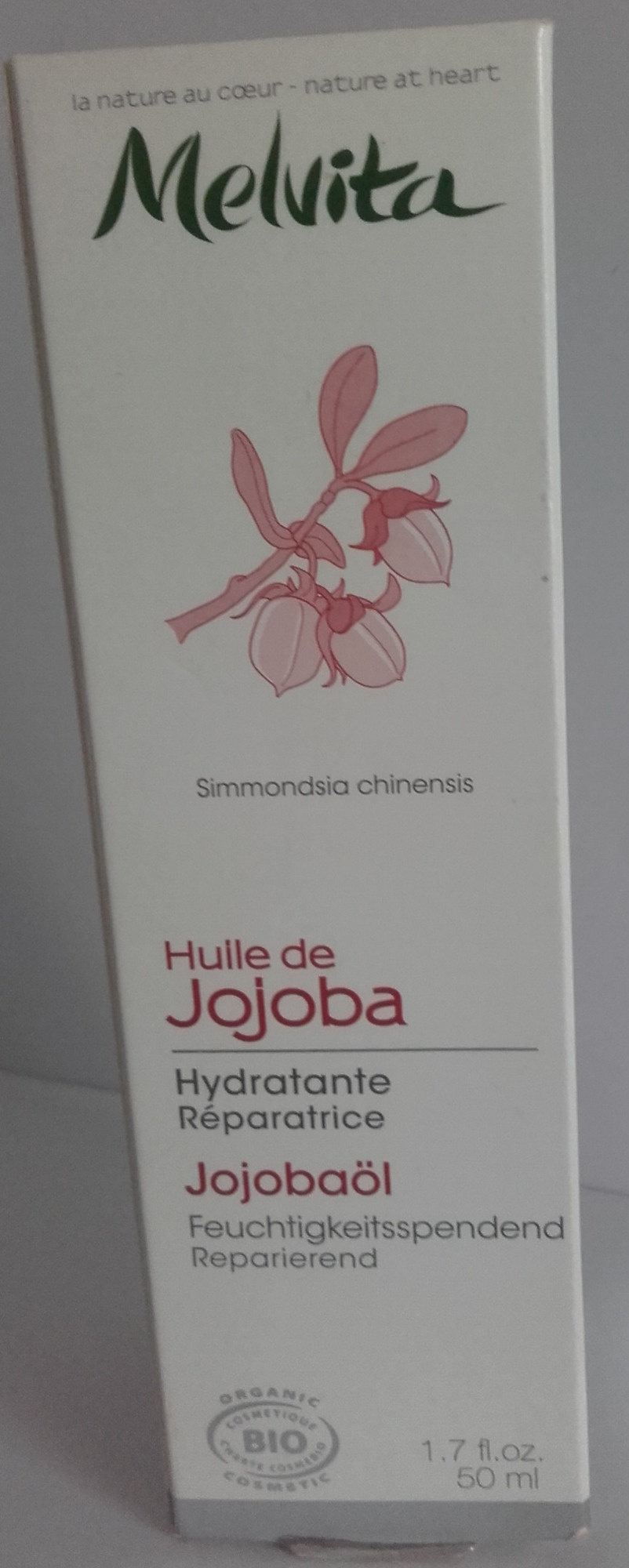 Huile de jojoba - Product