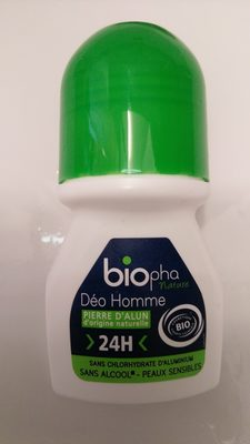 biopha nature déo homme - Product - fr