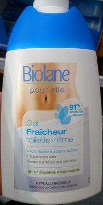 Gel Fraîcheur toilette intime - Product - fr