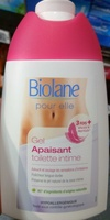 Gel apaisant toilette intime - Product - fr