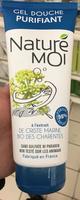 Gel douche purifiant à l'extrait de criste marine bio des Charentes - Product