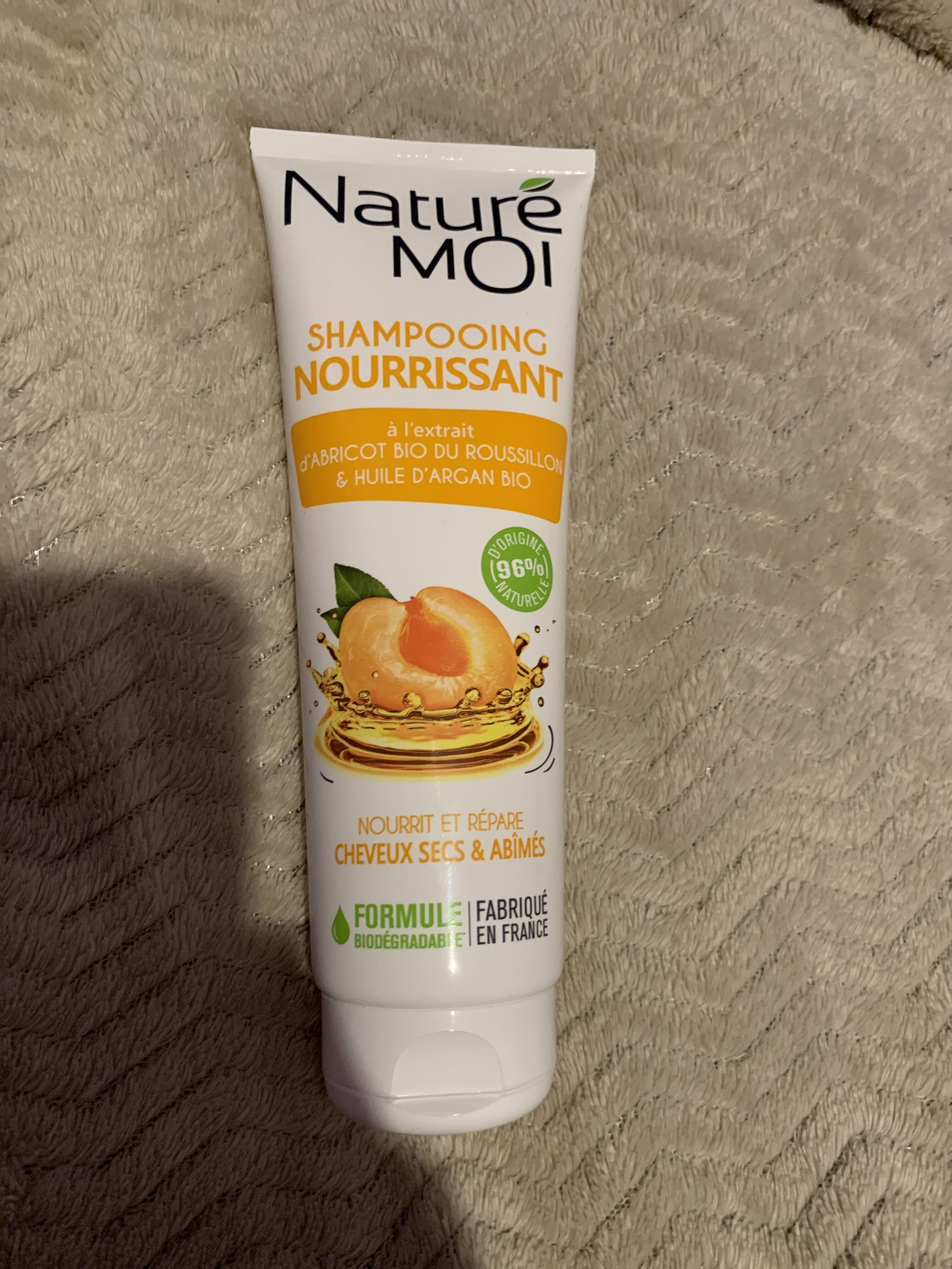 Shampoing nourrissant - Product - fr