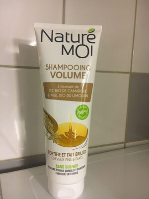 Shampooing Volume - Product