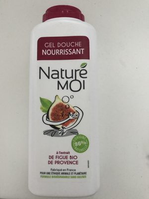 Gel douche nourrissant - Product - fr