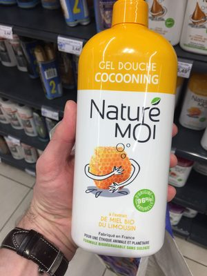Gel douche cocooning - Product
