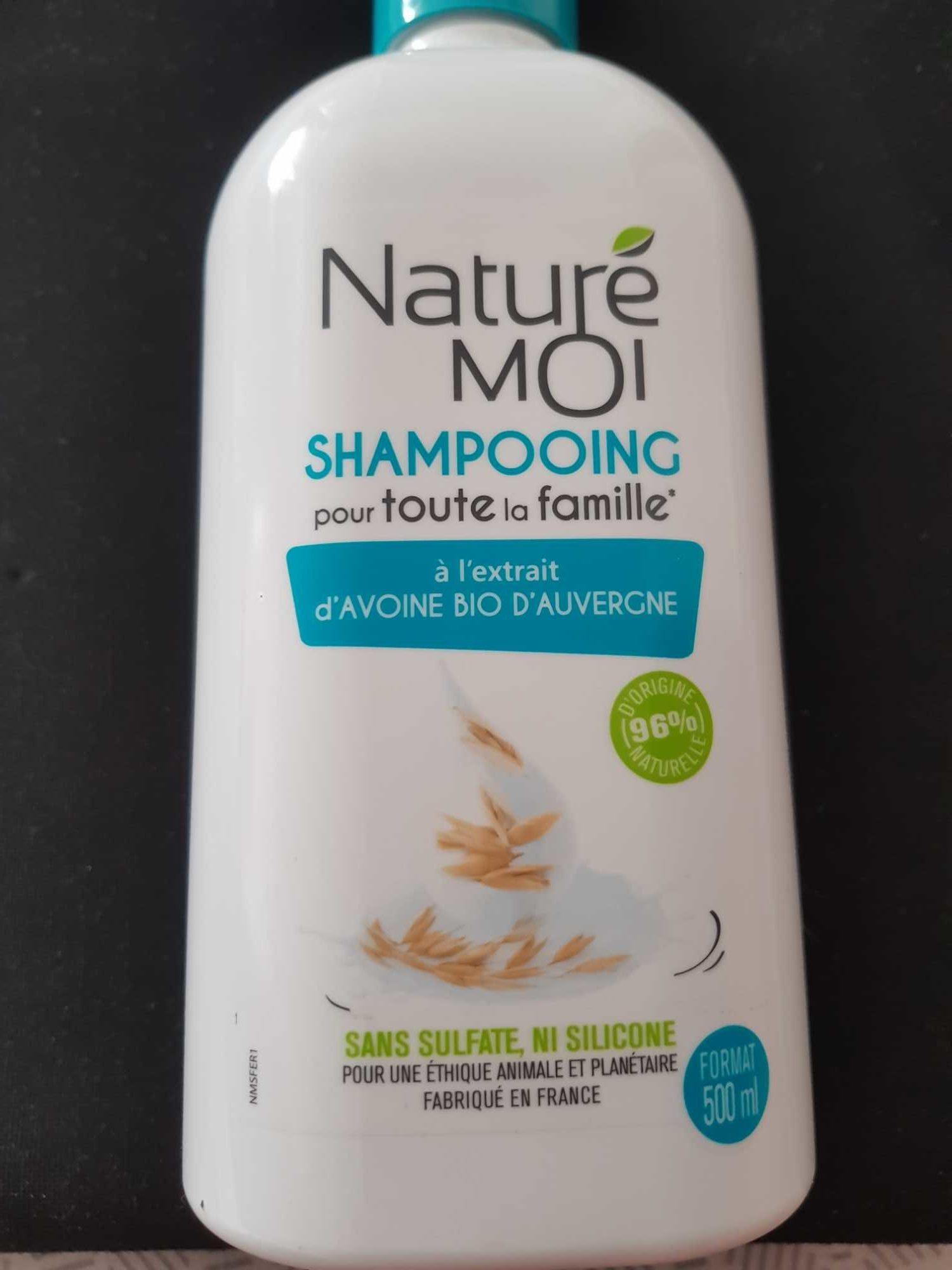 Naturé moi shampooing - Product - fr