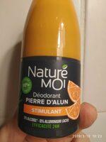 Déodorant pierre d'alun stimulant - Produit - fr