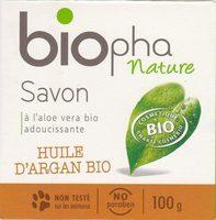 Savon Huile d'argan bio - Product