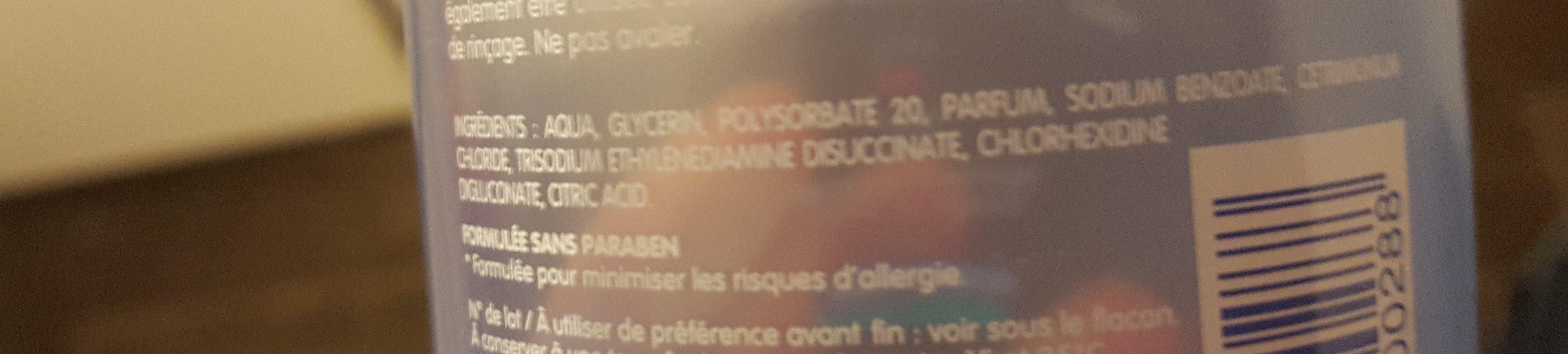 Eau Pure Nettoyante H20 Pour Bébés Biolane, - Ingrédients - fr