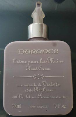Crème pour les mains - Product - fr