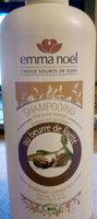 Shampooing au beurre de karité - Produit