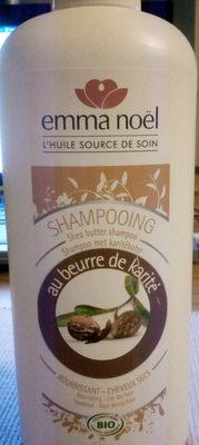 Shampooing au beurre de karité - Product - fr
