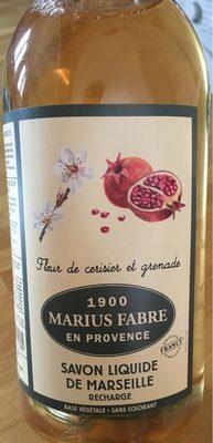 Savon liquide de Marseille - Product