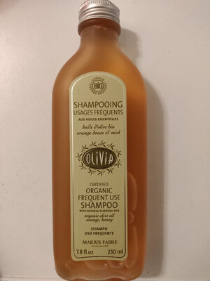 Shampoing Usages Fréquents aux Huiles Essentielles - Produit