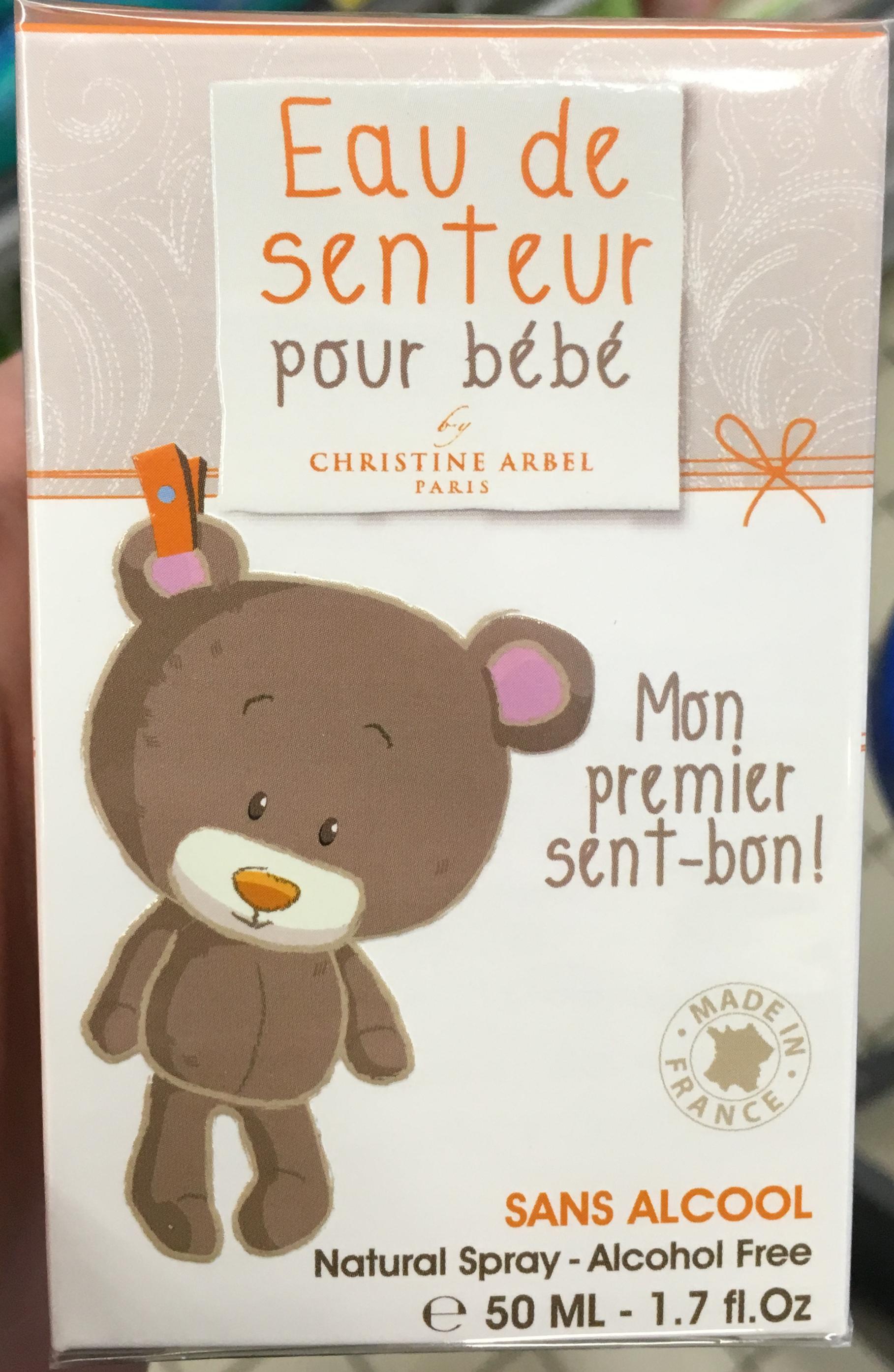Eau de senteur pour bébé - Produit