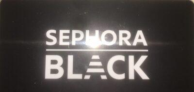 Black - Product - fr