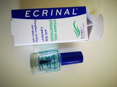 Vitamin nail strengthener - Product - fr