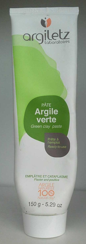 Pâte argile verte - Product - fr