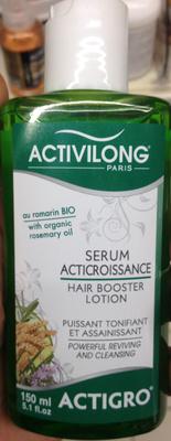 Actigro Serum acticroissance - Product