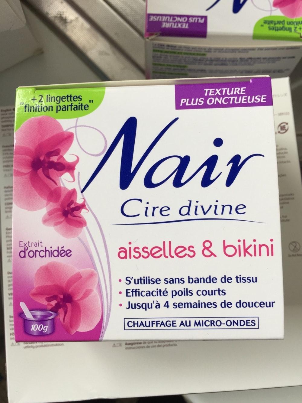 Cire divine aisselles & bikini - Product - fr