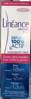 Ultimate Slim Sérum 100% Actif Cure Cellulite Rebelle - Product - fr