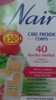 Cire froide corps - Product - fr