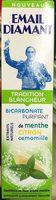 Tradition Blancheur Bicarbonate Purifiant, Extraits naturels de Menthe, Citron, Camomille - Product