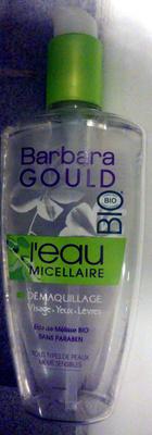 L'eau micellaire - Product - en