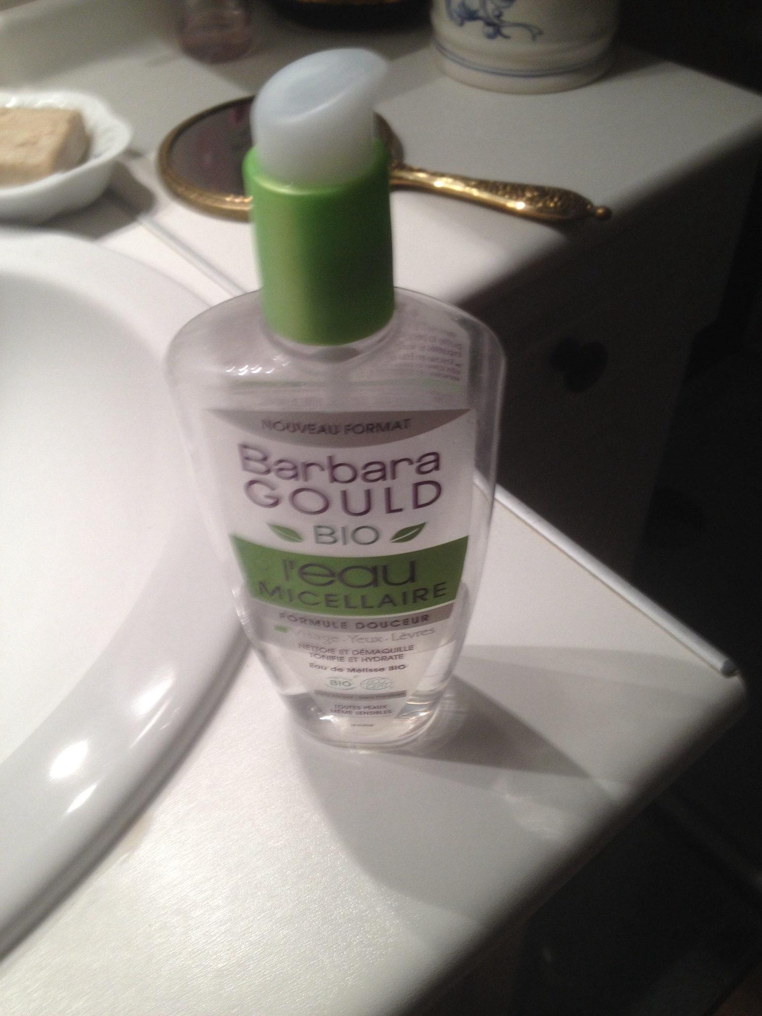 L'Eau Micellaire, eau de mélisse bio - Product
