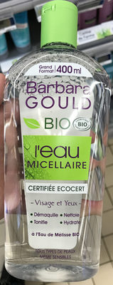 L'Eau Micellaire Bio - Product