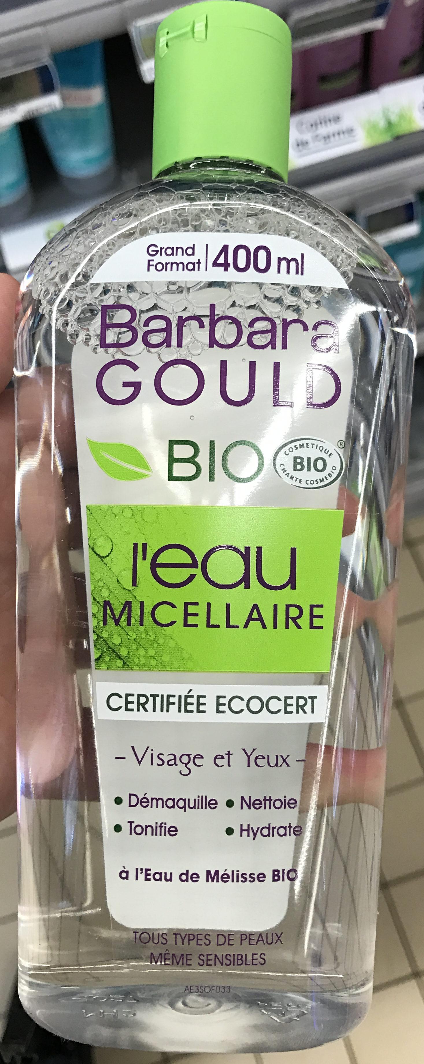 L'Eau Micellaire Bio - Produit - fr