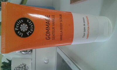 gommage senteur vanille - Product - fr
