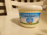 Crème fraîche bio - Product - fr