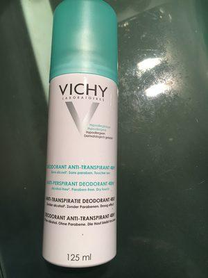 Déodorant anti-transpirant 48 h - Product
