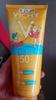 Lait solaire enfant SPF 50 - Product