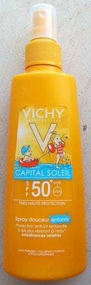 Spray douceur enfants spf 50 - Product - fr