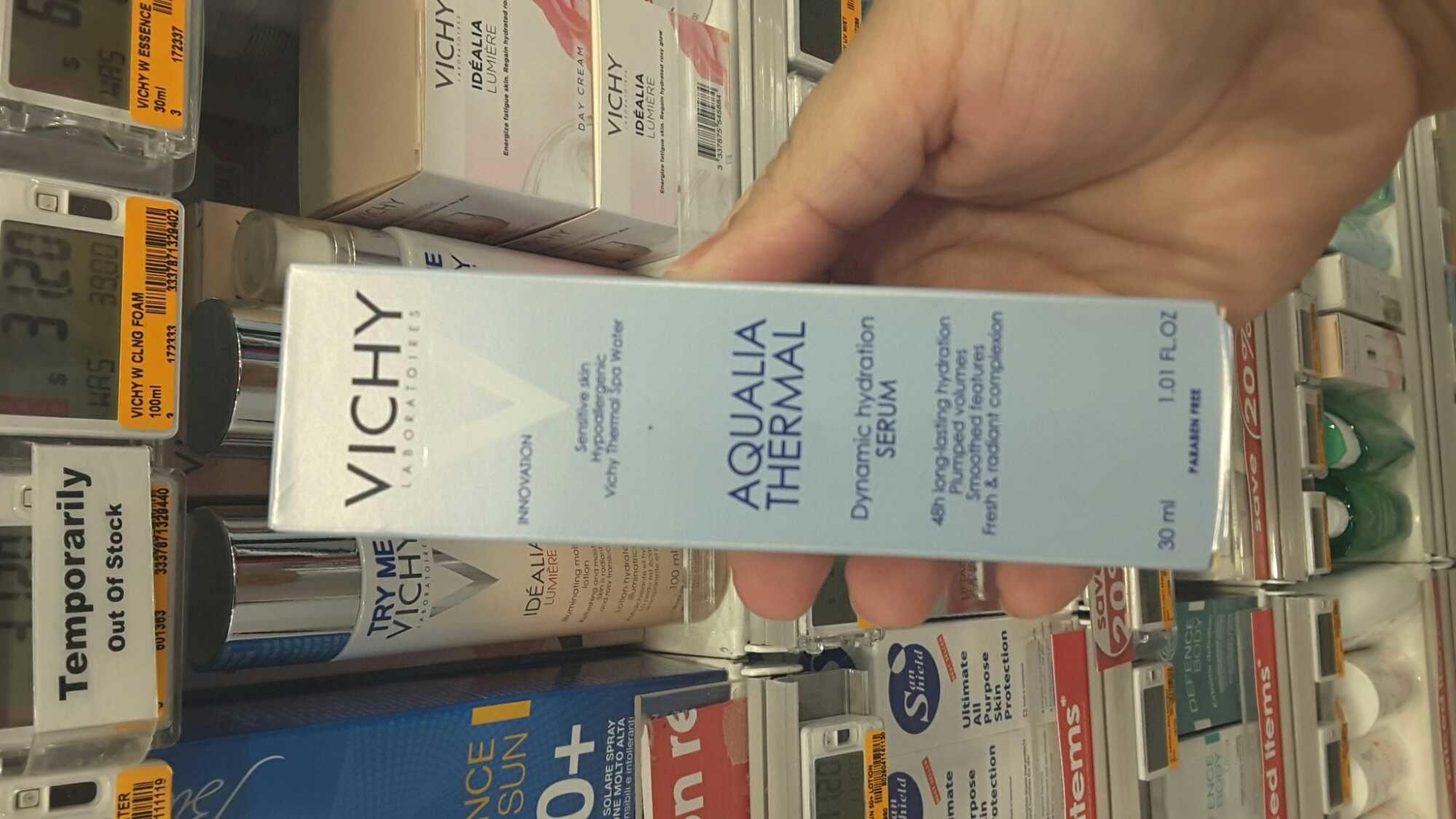 vichy Aqualia Serum - Product - zh